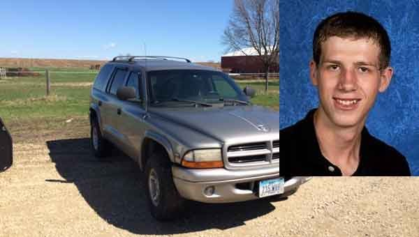 Cole Haan, 18, of Epworth, died after being overcome by carbon monoxide in this Dodge Durango over the weekend.