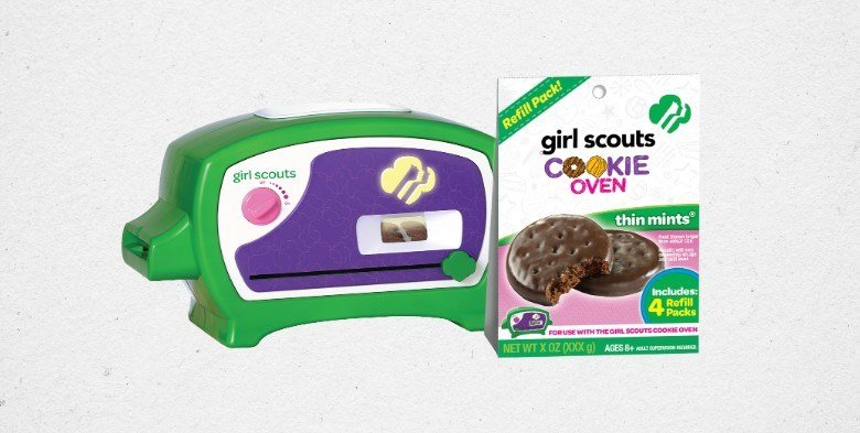 do it yourself girl scout cookies  ing to walmart
