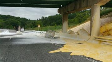 Courtesy: David Buck/MD State Highway via AP