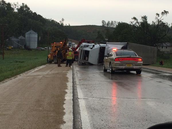 Courtesy: Iowa State Patrol