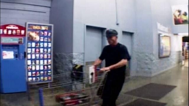 Wal Mart surveillance photo #2