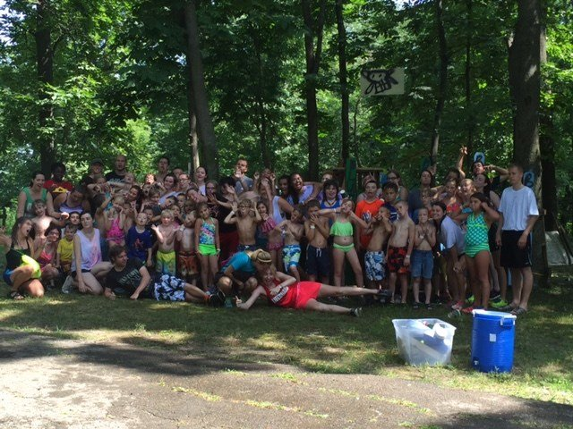 Summer camp coming to an end