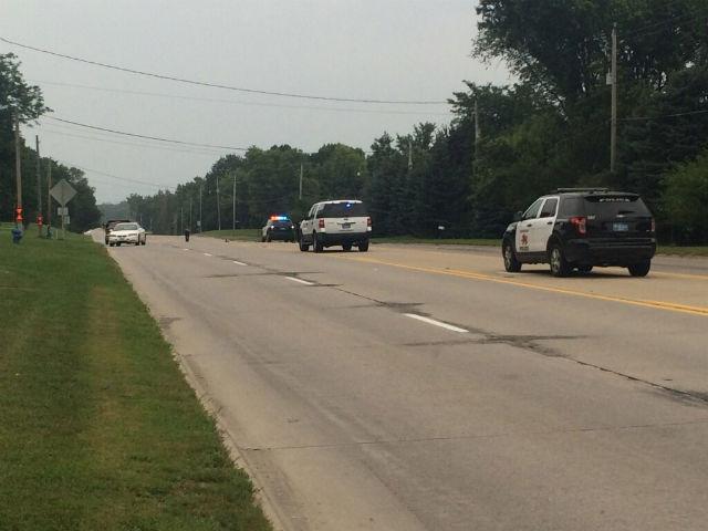 Car Accident Iowa City Highway