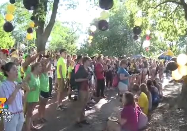 First day of school at Iowa state colleges - KTIV News 4 Sioux City IA ...