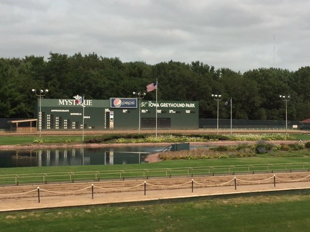 Iowa greyhound park in dubuque trying to stay afloat for Champion motors waterloo iowa