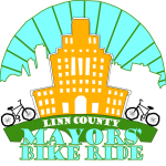 Linn County Mayors' Bike Ride on Labor Day