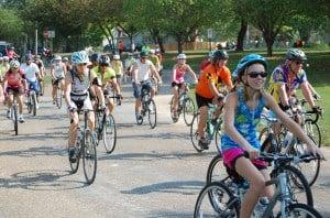 Linn County Mayors' Bike Ride on  Labor Day