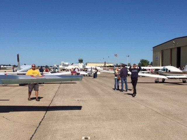 Dubuque Airport open house
