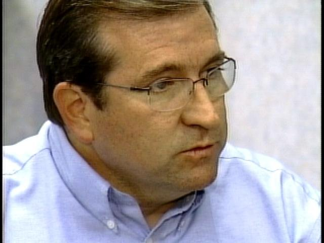 Eric Rosenthal in a 2007 interview with KWWL