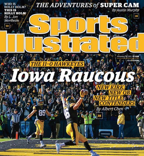 Courtesy: Sports Illustrated