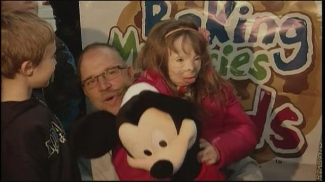New York's super survivor that asked for Christmas cards granted trip