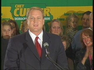 Governor Chet Culver
