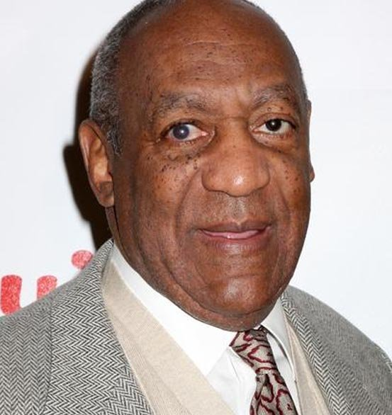 Bill Cosby Laughs It Up Outside Sexual Assault Hearing