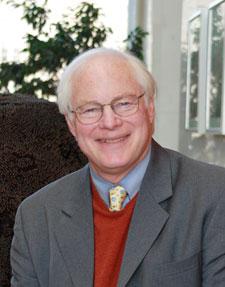 Former Iowa Congressman Jim Leach