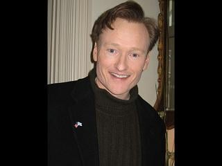 Conan O'Brien's last show as host of the Late Show is tonight at 11:30pm on KWWL-DT