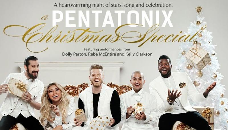 nbcs pentatonix christmas special set to rebroadcast this weekend