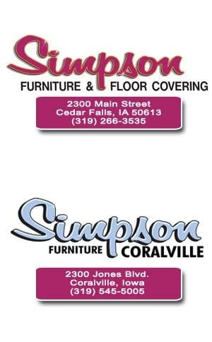 Simpson Furniture Floor Coverings Banner. Meet Our Staff Kwwl Eastern Iowa  Breaking News Weather Closings