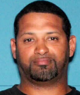 Shaun Hogan, 36, is being sought by the Linn County Sheriff's Office