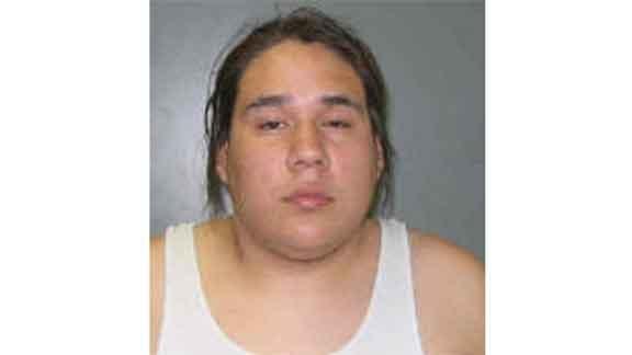 Gordon Lasley Jr., 26, of Meskwaki Nation Settlement
