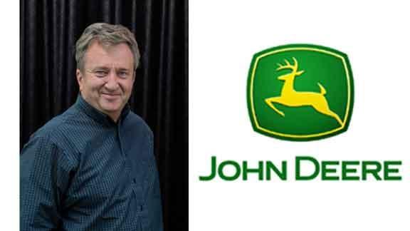 Ken Golden, global spokesman for Deere and Company